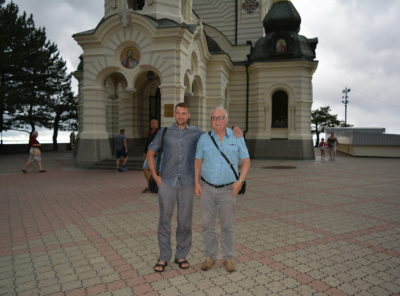 Экскурсия по Южному берегу Крыма - Форосская церковь