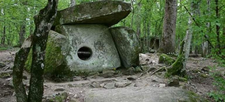 Древние дольмены — фото и видео