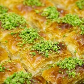 Очень простой рецепт турецкой пахлавы