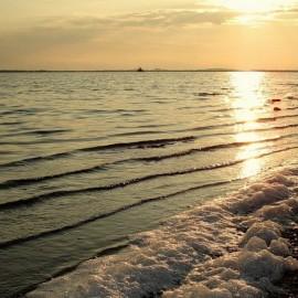 Сакское соленое озеро, сакские грязи и их целебные свойства
