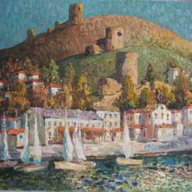 История крепости Чембало в Балаклаве