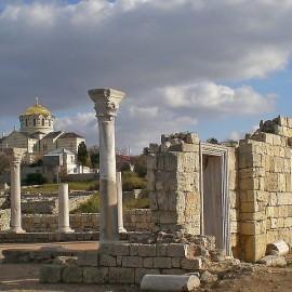 Античный Херсонес планируется включить в большой археологический парк