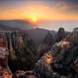 Гора Ай-Петри — королева гор Крыма