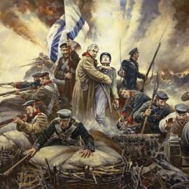 Первая оборона Севастополя 1855-1854 гг