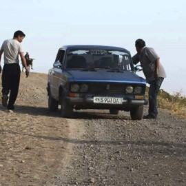 Гравитационная аномалия в Крыму
