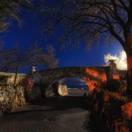 Ночной Севастополь — фото