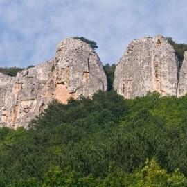 Легенда о скале Орлиный залёт