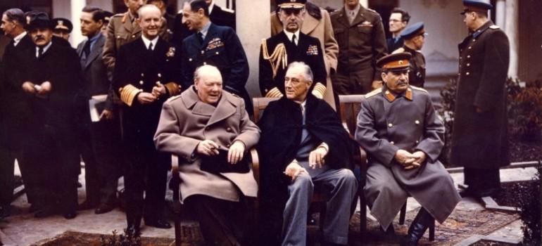 Ялтинская конференция 1945 года — основные решения