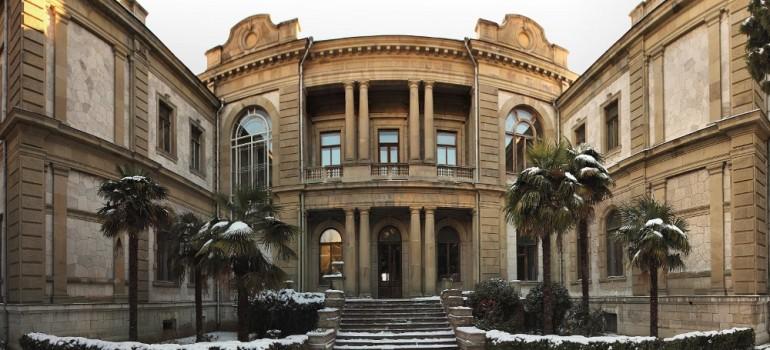 Дворец Мордвиновых в Ялте