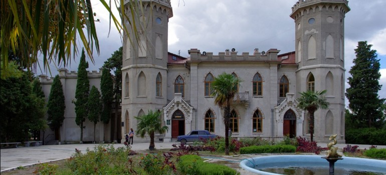 Дворец Романтическая Александрия