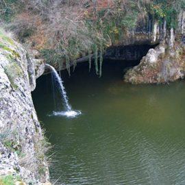 Водопад Мердвень-Тубю