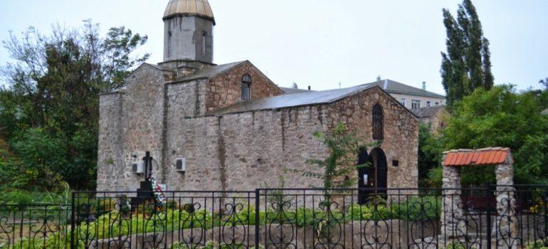 Храм Иоанна Предтечи в Феодосии