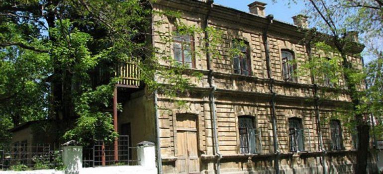 Литературно-художественный музей в Старом Крыму