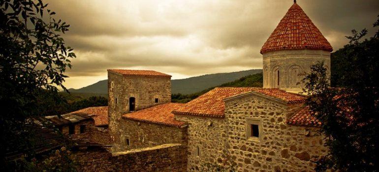 Монастырский комплекс Сурб-Хач в Старом Крыму