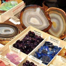Самые красивые крымские минералы