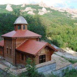 Кизилташский монастырь и его тайны