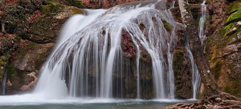 Самые красивые водопады Крыма