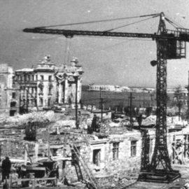 Севастополь после Великой Отечественной войны — возрождение из руин
