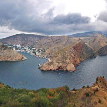 Легенда об Одиссее и листригонах в Балаклавской бухте