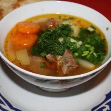Шурпа — лучшие рецепты приготовления