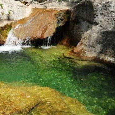 Легенда о Большом каньоне Крыма