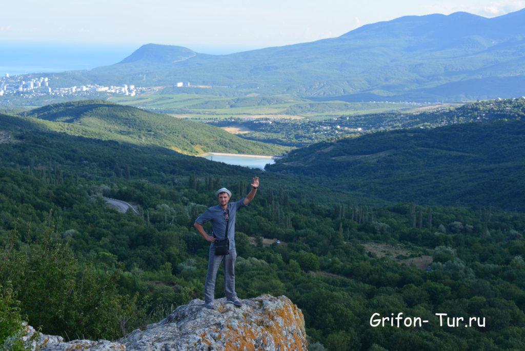 Путешествие по Демерджи с Грифон-тур