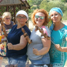 Пикники и фестивали в Крыму с Grifon-Tur